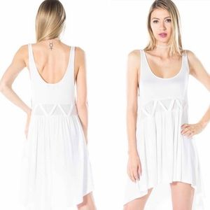 Other - Boho Coverup, Summer Swim/Beach hi-lo Coverup